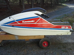 Used 1988 Other kawasaki