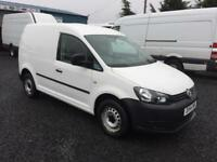 Volkswagen Caddy C20 startline 1.6 TDI 2014 14 reg 1 company owner from new