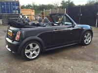 Mini Cooper 1.6 2005 Petrol Manual Convertible 2 Doors ( Leather Seats )