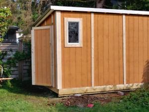 Pre fab sheds / studios/tiny houses.