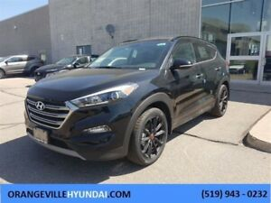 2018 Hyundai Tucson Night Version AWD 1.6T - Blacked Out