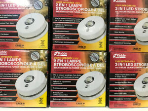 SMOKE & STROBE COMBO 3-IN-1 LED Ballasts and Drivers Hand Dryer