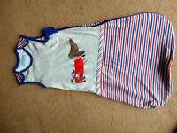 Sleeping bags for baby 0-6 month - 1tog Grobag & Kiddicare