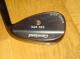 Cleveland Rotex Face RTX 588 Wedge -56 degree/14 bounce