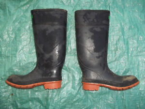 Pair - Rubber Boots