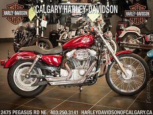 2005 Harley-Davidson Sportster 883 Custom