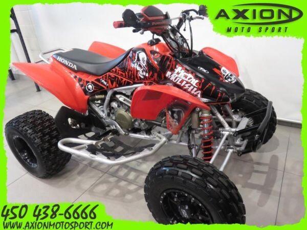 Used 2008 Honda TRX 450 R