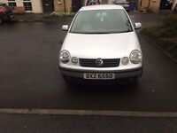 Fabulous Volkswagen POLO 1.2 S 5dr 2002
