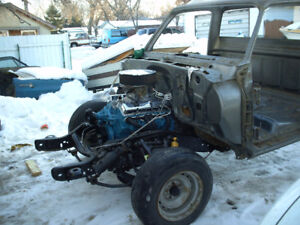 1980 Chev Project Truck