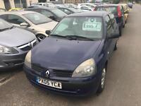 Renault Clio 1.2 Rush 3DR 05/05
