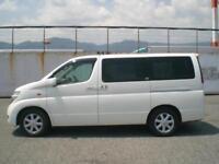 Nissan Elgrand 4x4 8 Seater MPV
