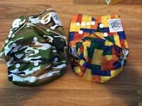 BRAND NEW CLOTH DIAPERS. Never used!