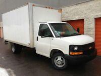 Déménagement é Livraison (Le Transporteur) Moving and Delivery