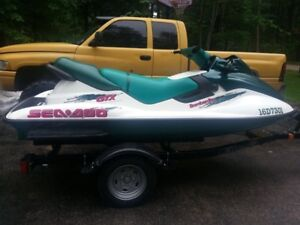 Low Hours Sea-Doo for Sale