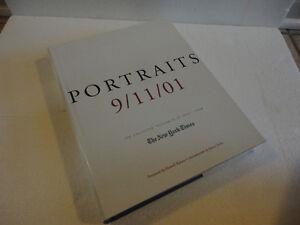 Portraits 9/11 Hardcover book Brand new