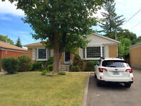 3+1 Bedroom House in bayview secondary school district