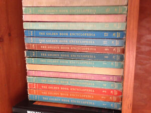 The Golden Book Encyclopedia - Deluxe Edition Set Cambridge Kitchener Area image 2