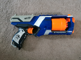 Nerf Strongarm and 6 bullets