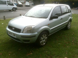 Ford Fusion 2 1.4 2004.