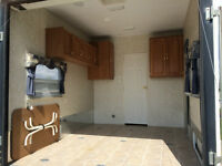 Toy Hauler Fifth Wheel  Mint Condition