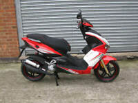 Neco GPX 50cc 50 R LC Rosso Racing R Brand New