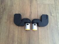 Icandy peach blossom lower car seat adaptors
