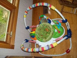 Baby Einstein Exersaucer Buy Or Sell Playpen Swing