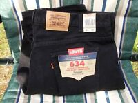 NEW - Levis 640 Relaxed Fit Tapered Leg Jeans