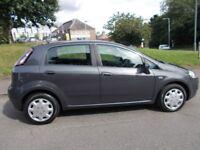 Fiat Punto POP++SERVICE HISTORY++ (grey) 2012
