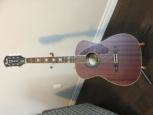 Tim Armstrong Electric Acoustic Guitar Signature