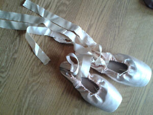 ballet and pointe shoes-  best offers