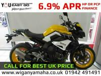 YAMAHA MT-10 60th ANNIVERSARY SPECIAL EDITION WITH QUICK SHIFTER, TRACTION, A...