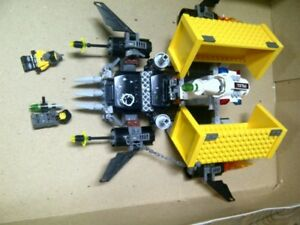 LEGO SPACE POLICE, SPACE TRUCK GETAWAY 7 A 14 ANS 282 PIECES
