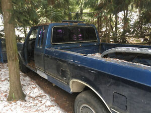PARTING OUT 3 DIFFERENT TRUCKS