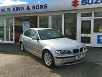 BMW 320i SE E46 2.2 Petrol Manual 4 Door Saloon Silver 2002