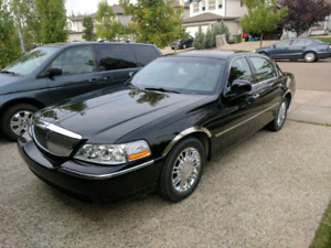 2009 Lincoln Town Car Signature Towncar