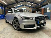 2012 Audi A4 3.0 TDI Black Edition S Tronic quattro 4dr Saloon Diesel Automatic