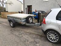 Brenderup 2250s trailer 6.6 x 4.2 braked