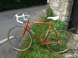 """Carlton Corsa Bicycle - 23"""" Frame - Orange - 5 Speed - COLLECT IN HAMMERSMITH"""