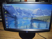 18.5 inch widescreen monitor for sale