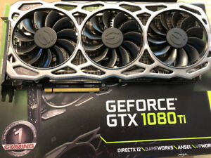 EVGA Nvidia 1080TI Video Card