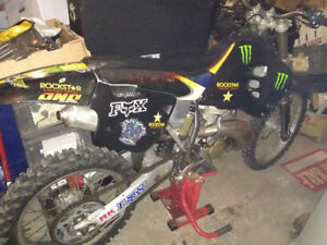 2000 cr250 with upgrades