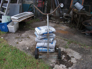 40 gallon drum cart and dolley