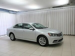2017 Volkswagen Passat VW CERTIFIED! 1.8L TSi Turbo! Back-Up Cam