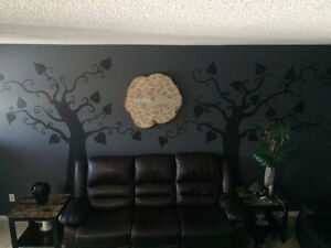 Custom Wall Murals/Designs Painted for your Home or Business London Ontario image 3