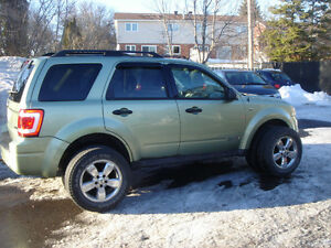 2008 Ford Escape XLE SUV, Crossover