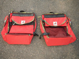 Arkel saddle bags