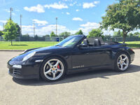2007 Porsche carrera 4s échangé possible PONTON