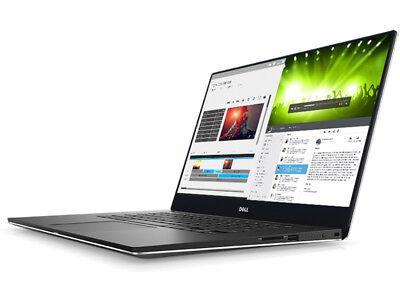 DELL XPS 15 9560 7TH GEN I7-7700HQ 16GB 512GB SSD 1080P FHD BACKLIT WEBCAM