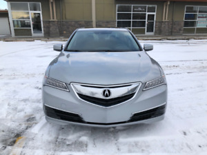 2017 TLX SH-AWD V6 Tech Package